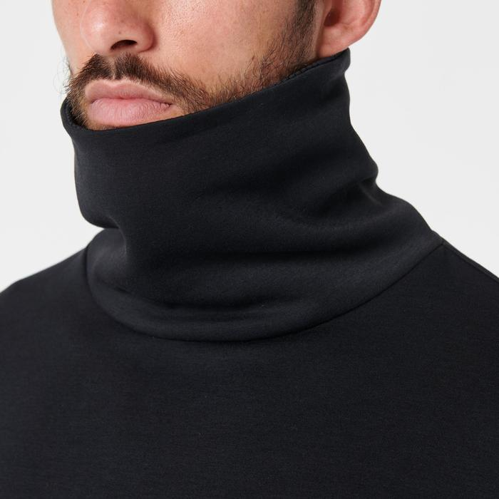 Laufsweater Run Warm+ Herren schwarz