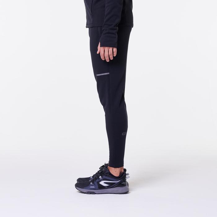 Pantalon de jogging homme RUN WARM+ Noir