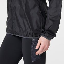 Women's Jogging Wind Jacket Run Wind - black