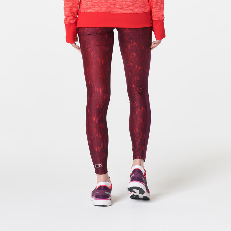COLLANT JOGGING FEMME RUN DRY+ VIOLET