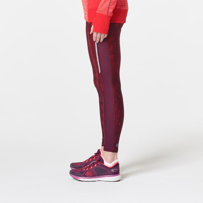 Laufhose Tights Run Dry+ Damen violett
