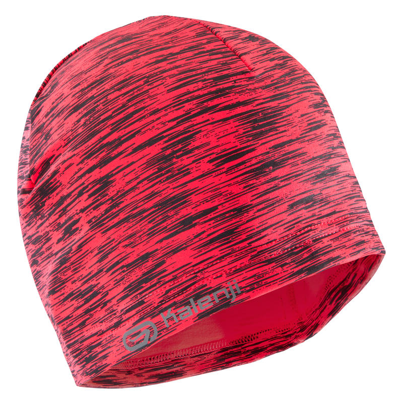 WARM + RUNNING HAT - Pink