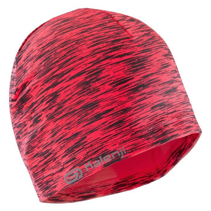 Laufmütze Run Warm+ rosa