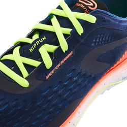 Hardloopschoenen heren Kiprun KD Light Blauw Rood