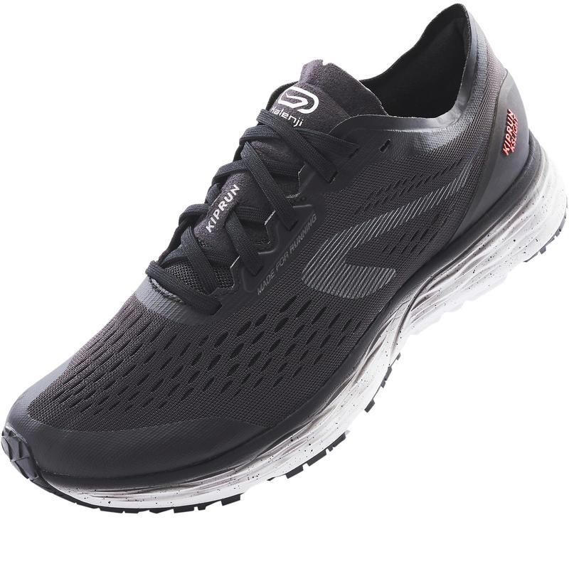 รองเท้าวิ่งสำหรับผู้หญิงรุ่น KIPRUN KS LIGHT (สีดำ)