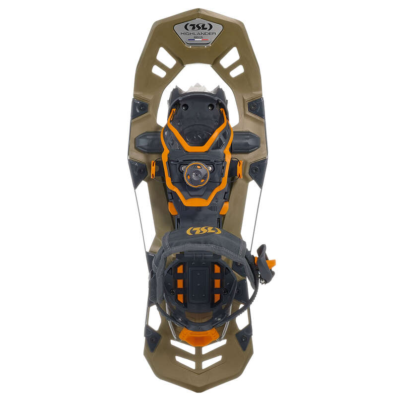 SNOWSHOES & SNOW HIKING POLES Hiking - TSL HIGHLANDER ADJUST M TSL - Outdoor Shoes