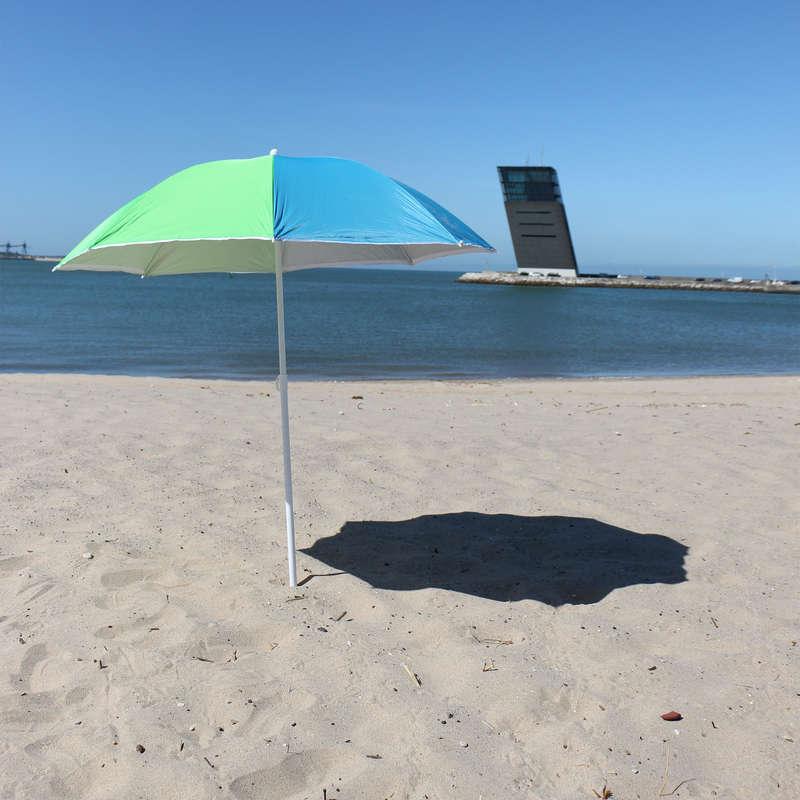 ABRIGOS SOLARES - Guarda-Sol Prot UV 50+ VERDE NO BRAND