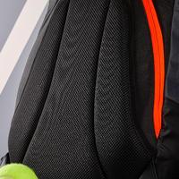 "Tenisa mugursoma ""500 BP"", melna/pelēka"
