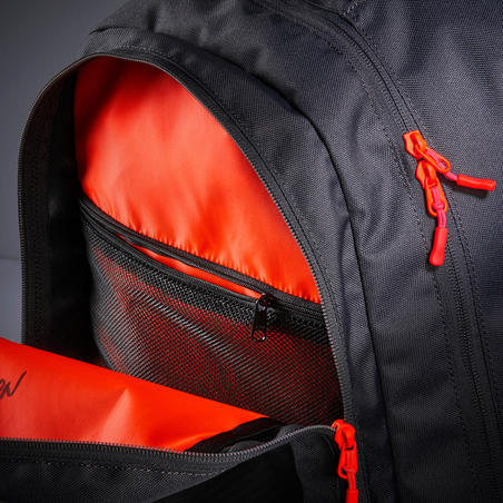 Tennis Backpack 500 BP - Black/Grey
