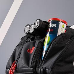 Tennistasche 930 L schwarz/weiß/rot