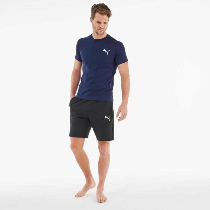 T-Shirt Active Herren blau