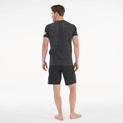 T-Shirt Active Herren dunkelgrau