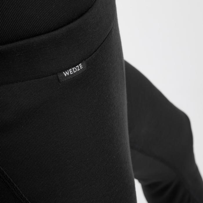 Sous-vêtement de Ski Homme Bas 100 Noir