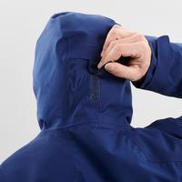 MEN'S DOWNHILL SKI JACKET 580 - BLUE