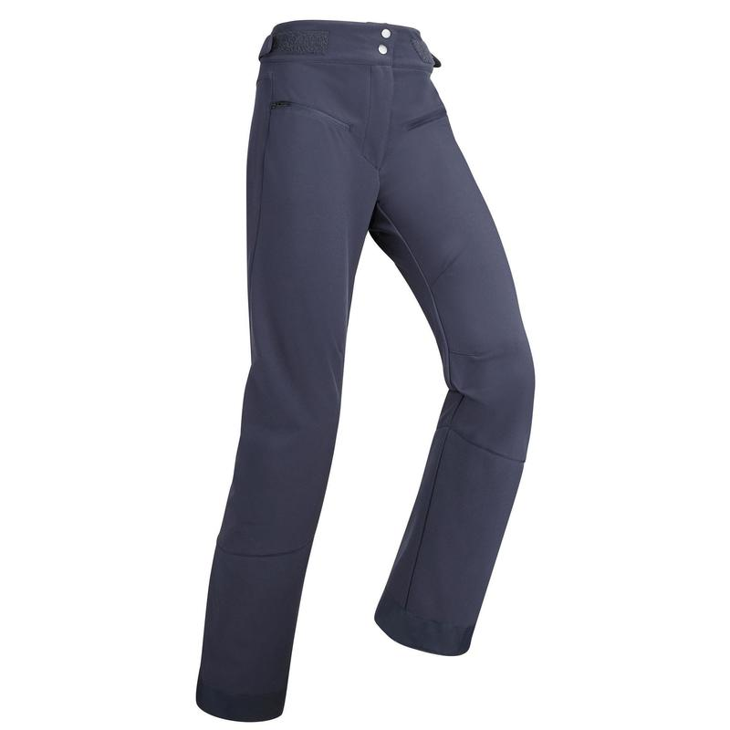 Women's Downhill Ski Trousers - Navy