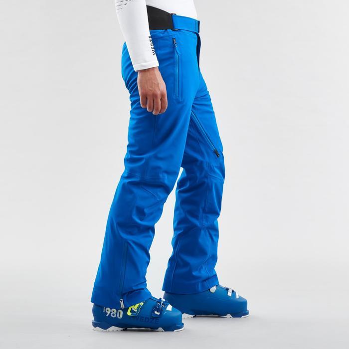 Skibroek voor heren 980 blauw