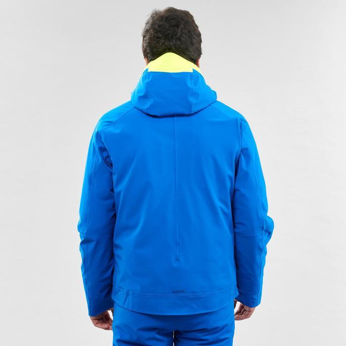 Jas voor pisteskiën heren 980 blauw