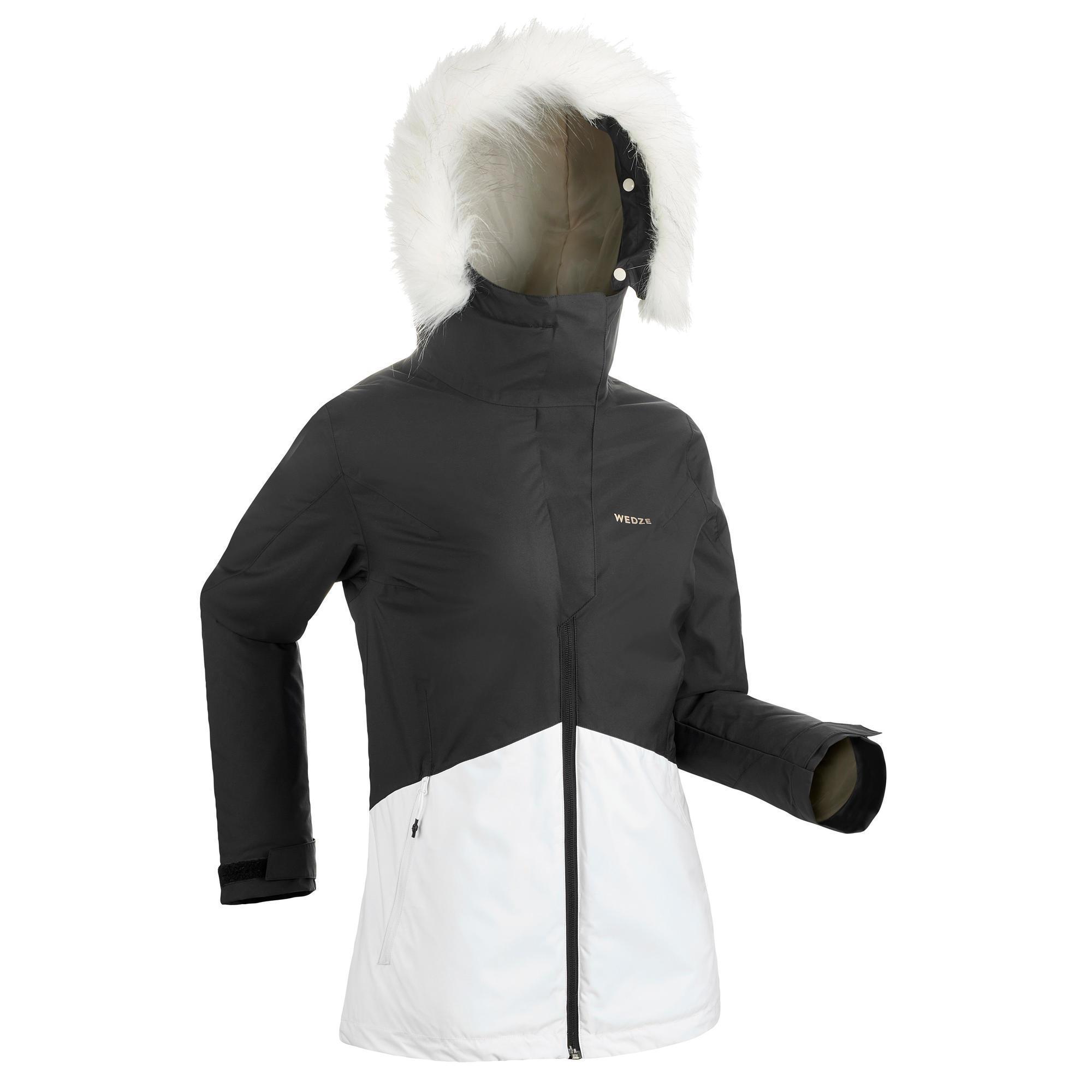 Veste ski cintree femme