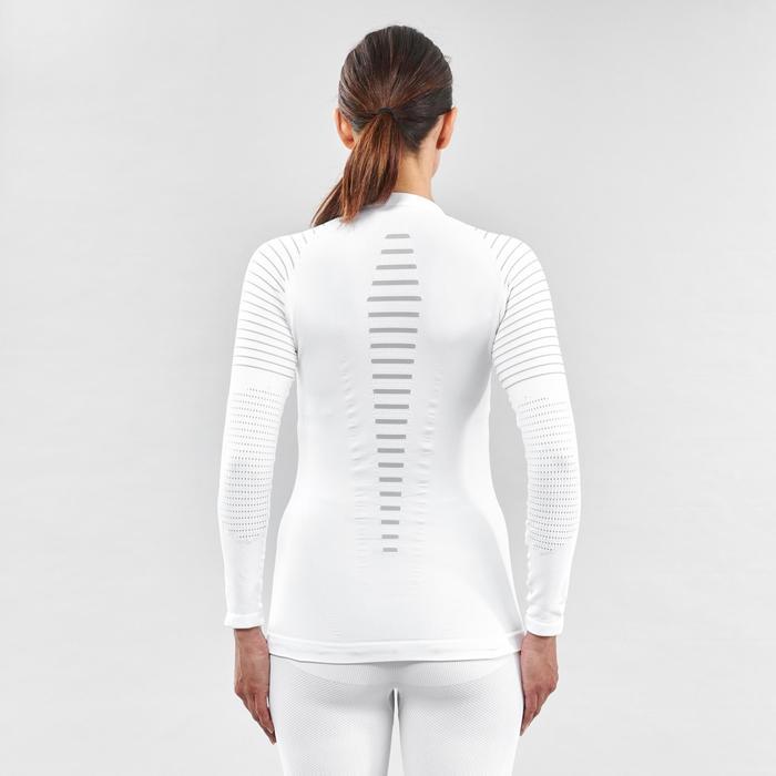 Sous-vêtement de Ski Femme Haut 900 Blanc