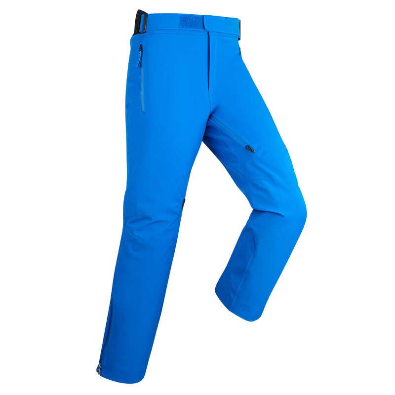 MEN'S JACKETS OR PANTS ADVANCED SKIERS Skiing - M D-SKI Trousers 980 - Blue WEDZE - Ski Wear