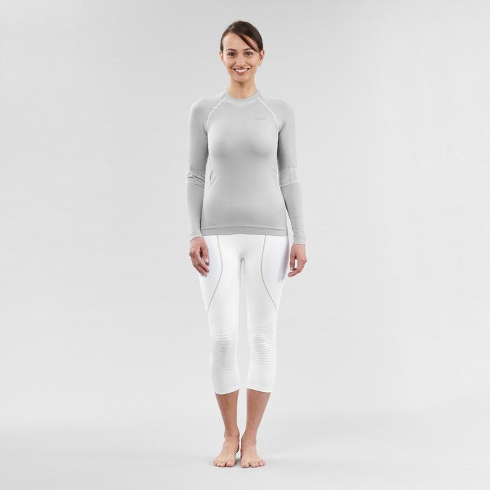 Sous-vêtement de Ski Femme Haut i-Soft Gris