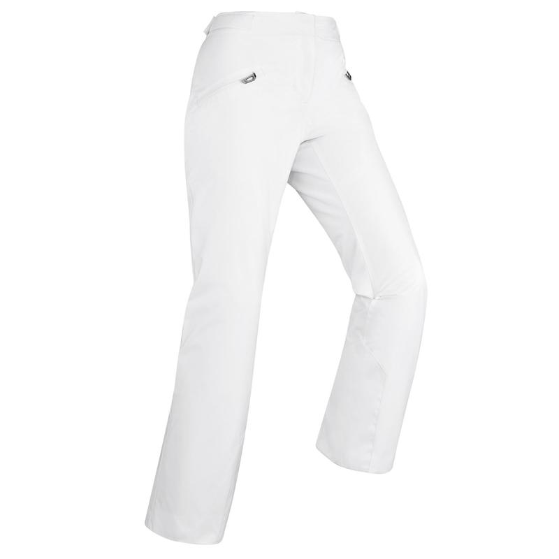 Women's Ski Trousers 180 - white