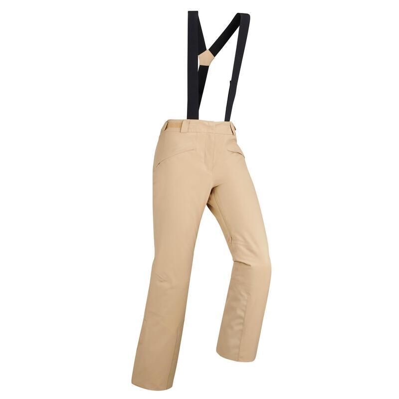 Dámské lyžařské kalhoty 580 béžové