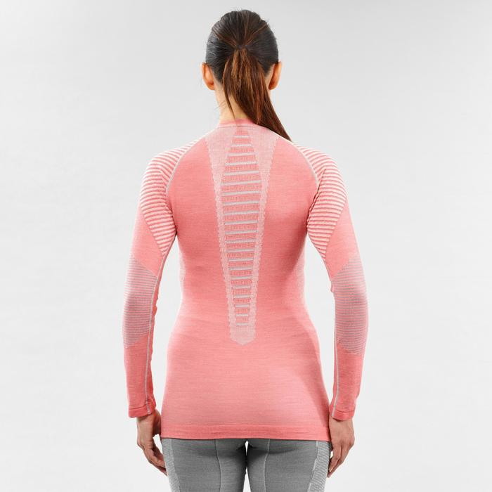 Sous-vêtement de Ski Femme Haut 900 X-Warm Rose