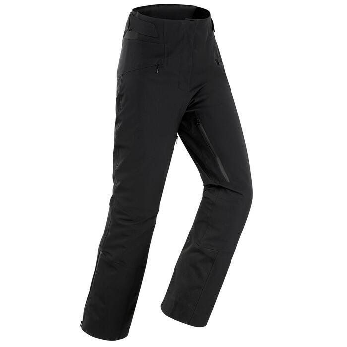 Skibroek voor pisteskiën dames 980 zwart