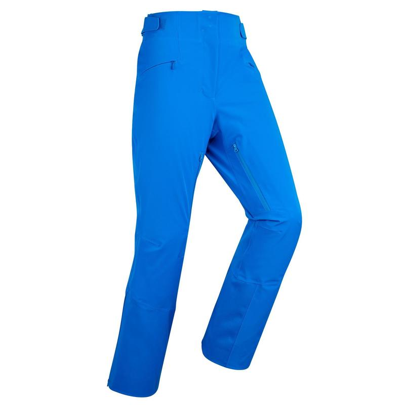Women's Piste Ski Trousers 980 - Blue