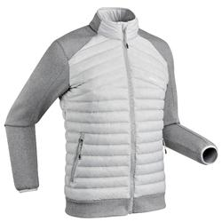 男款滑雪內襯外套900 - 灰色