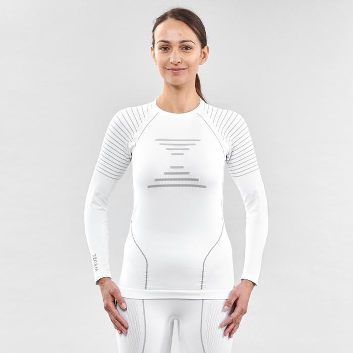 Woman's Ski Base layer Top 900 - White