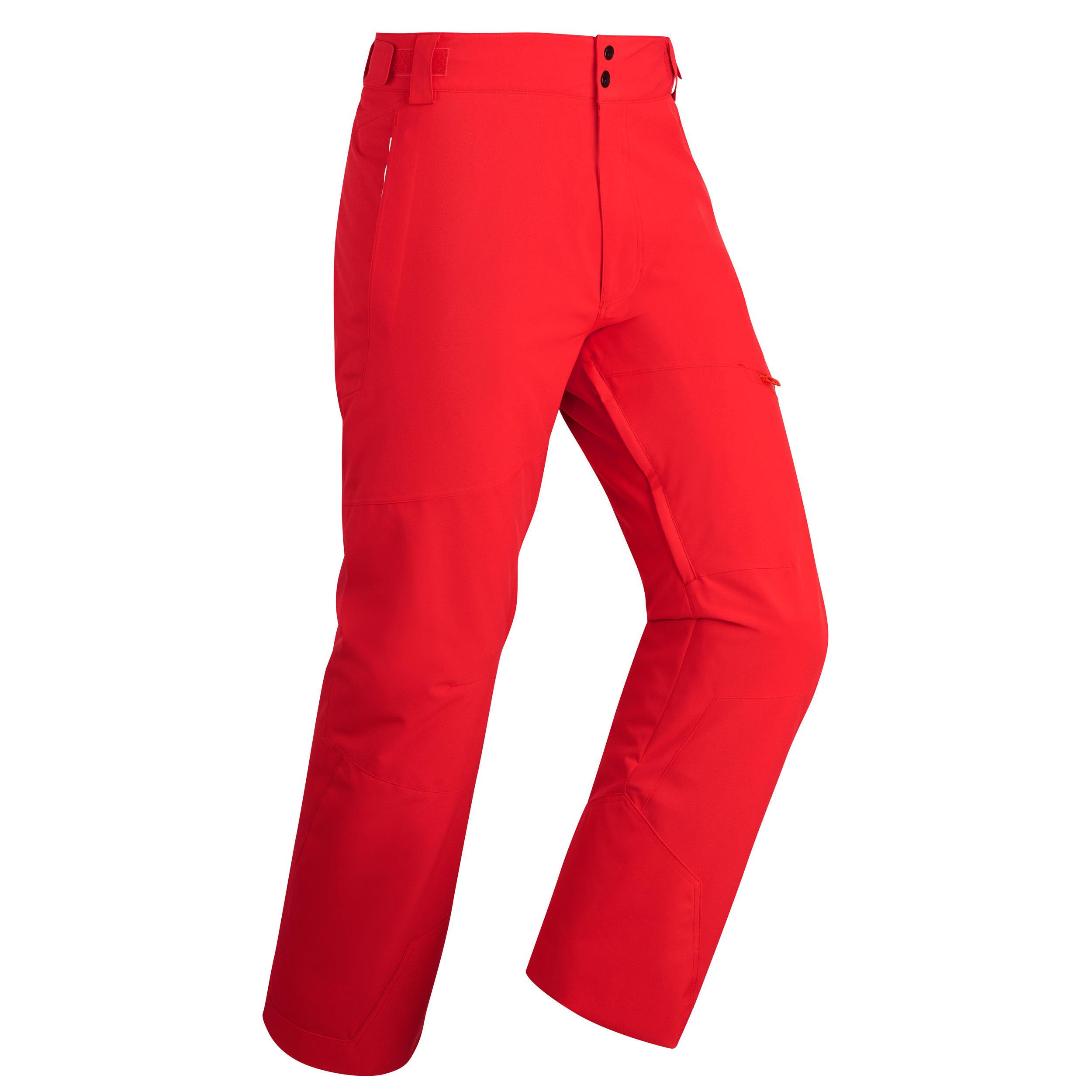Pantalon Schi pe pârtie 500