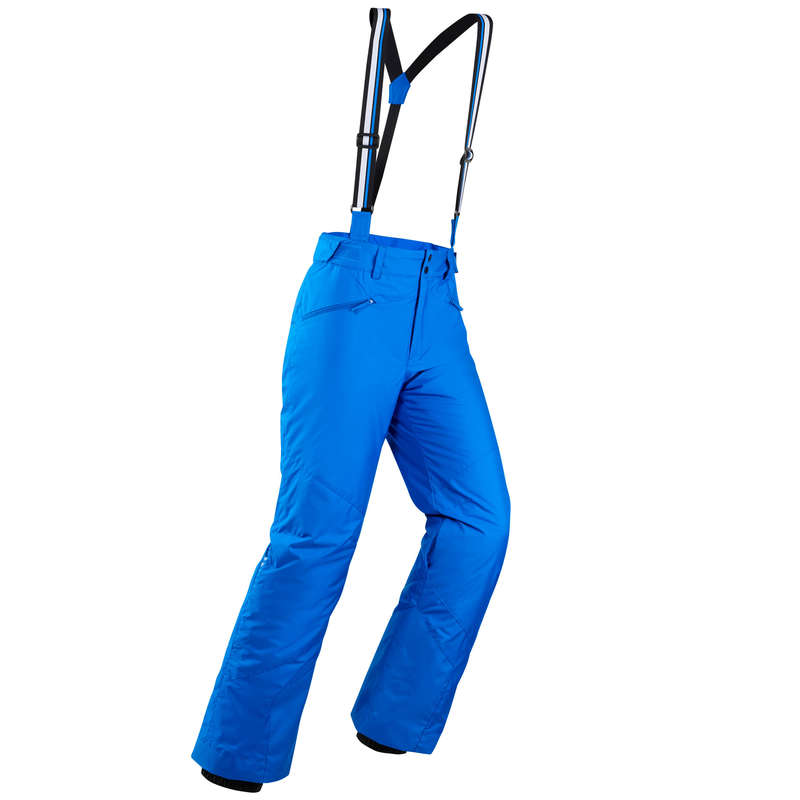 MEN BEGINNER ON PISTE SKIING EQUIPMENT Imbracaminte - Pantalon Schi 180 Bărbați WED'ZE - Pantaloni