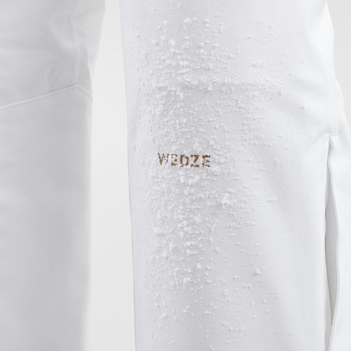 Skihose Piste 580 Damen weiß
