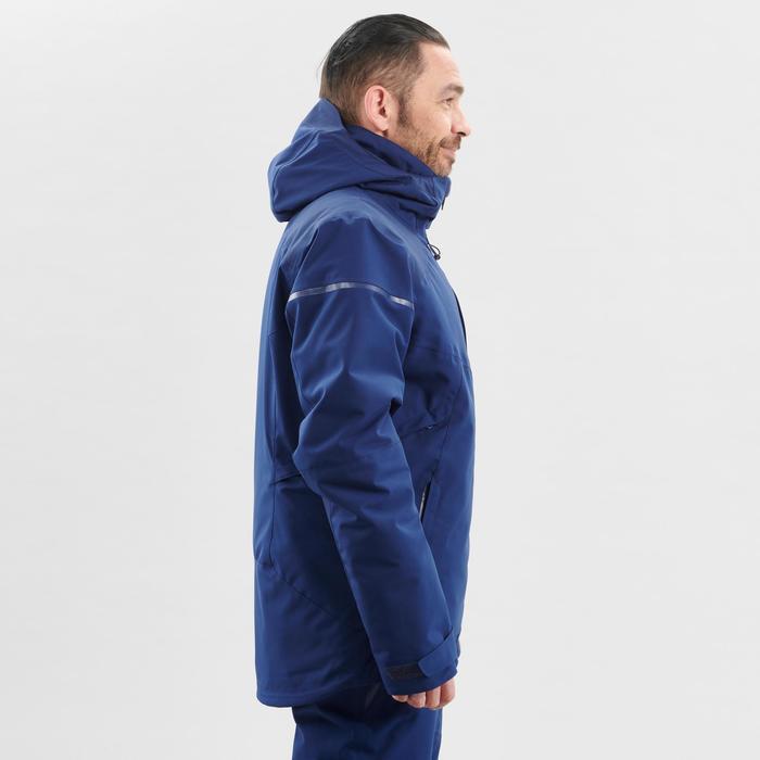 Waterdichte jas | Winterjas heren | Ski jas heren | 580 blauw | Wedze