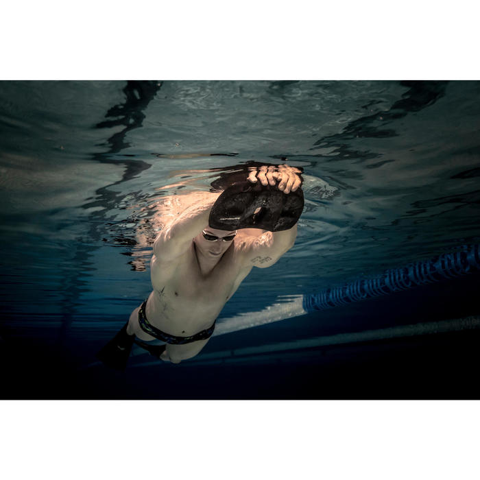 Pullkick zwemmen 900 zwart