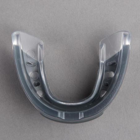 500 Boxing Mouthguard Size S - Grey