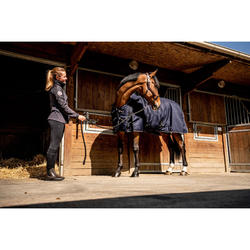 Stalldecke Stable 300g Pferd/Pony marineblau