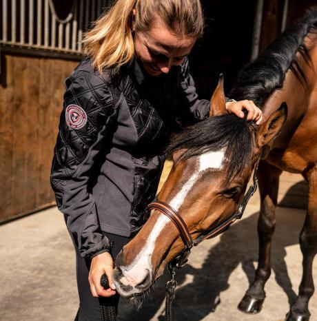 bien etre pansage cheval equitation fouganza 4