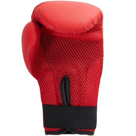 Kit Punching Ball junior + guantes Box 4 oz