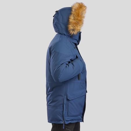 SH500 U-Warm Waterproof Snow Hiking Parka - Men