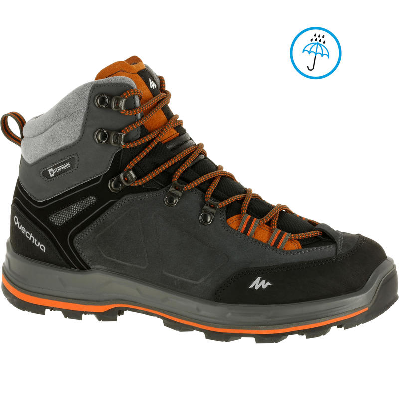 96a0d66b1c5 Trek100 Men's Mountain Trekking Boots
