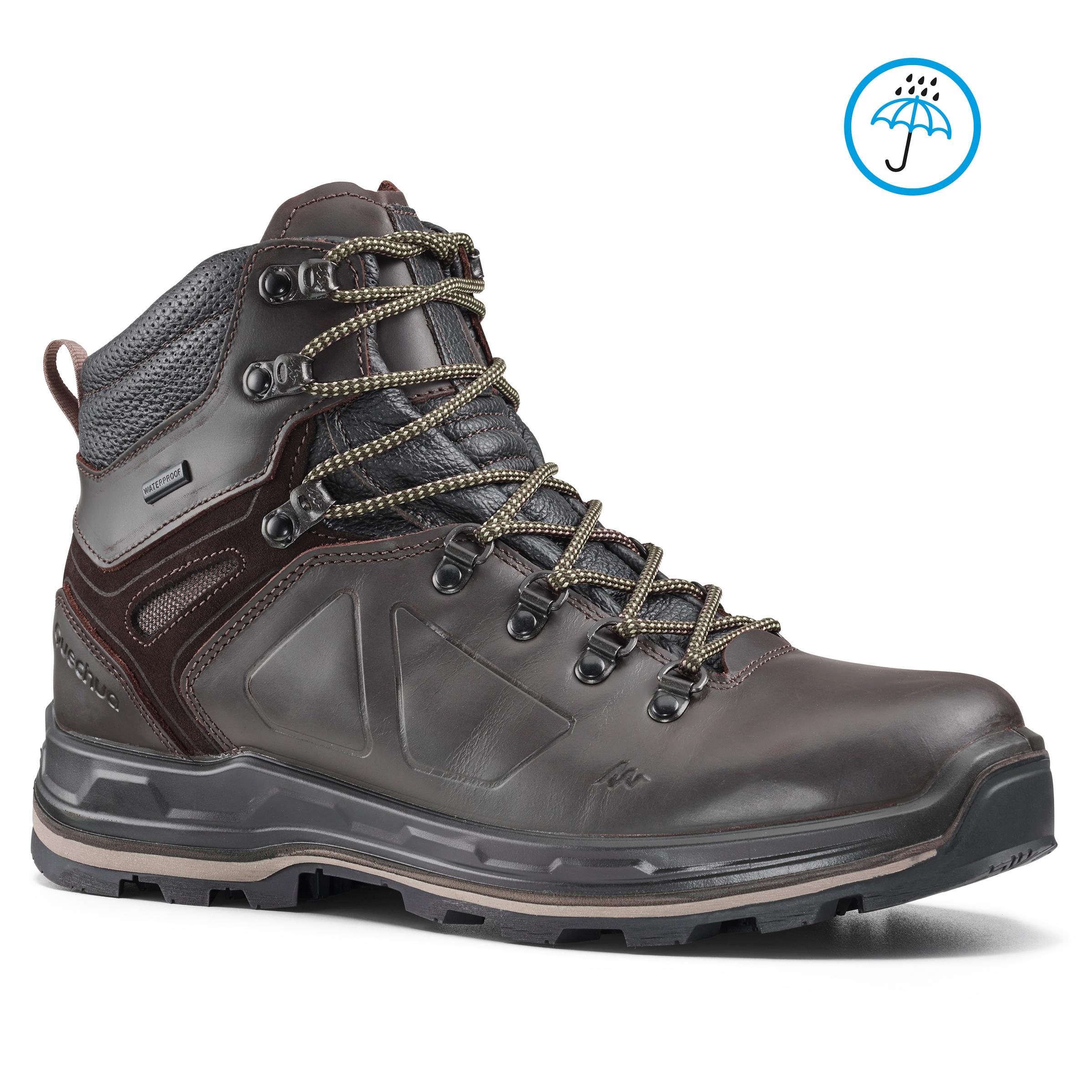 Trek500 Men\u0027s Trekking Boots
