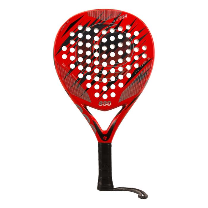 Padel racket PR830 Power rood
