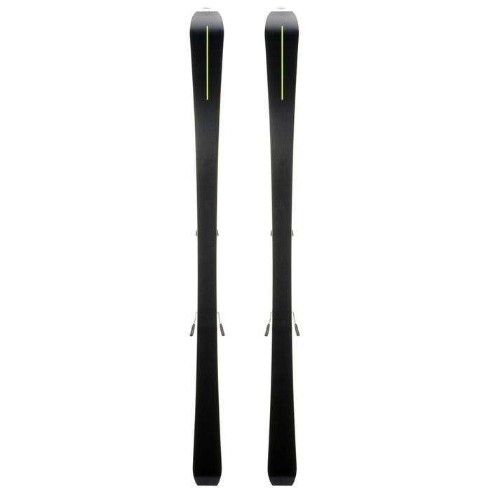 Pisteski voor heren met bindingen Boost 900 zwart