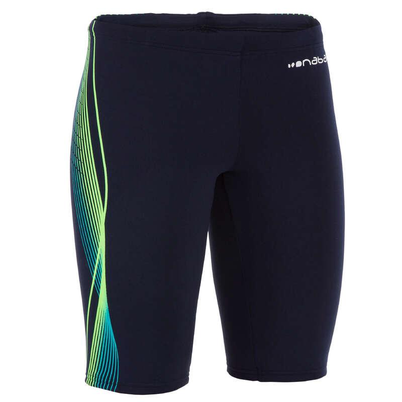 BOY'S SWIMSUITS Swimming - FIRST BOY'S JAMMER BLUE GREEN NABAIJI - Swimwear