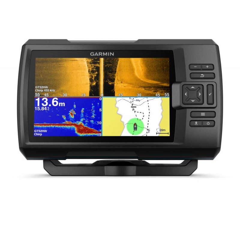FISH FINDERS Fishing - STRIKER PLUS 7SV (with sonar) GARMIN - Fishing Equipment and Tackle