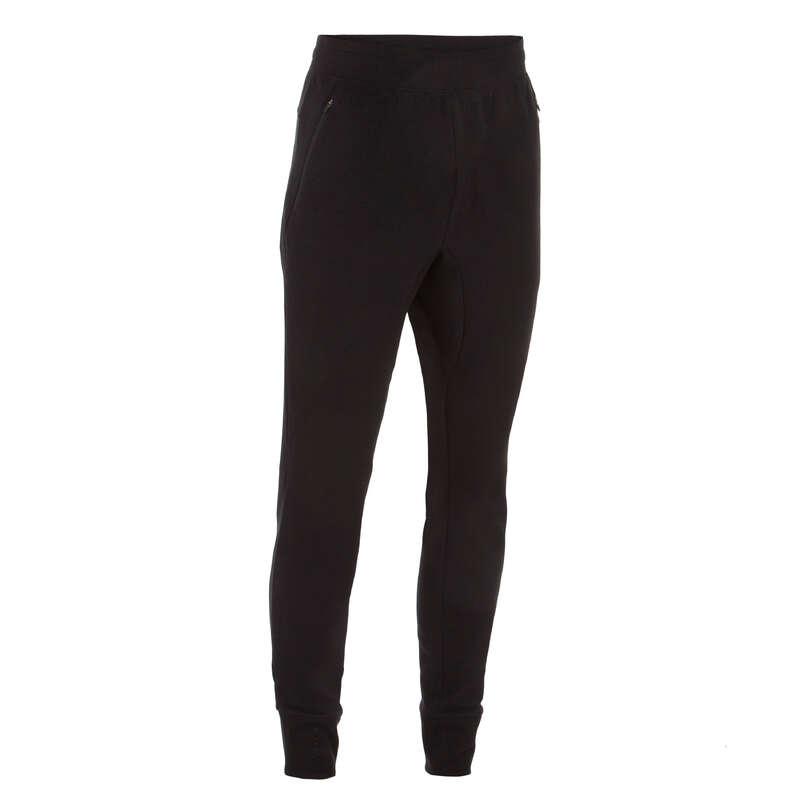 CLUB TEXTIL Clothing - MEN'S JOGGING CLUB BLACK NABAIJI - Bottoms