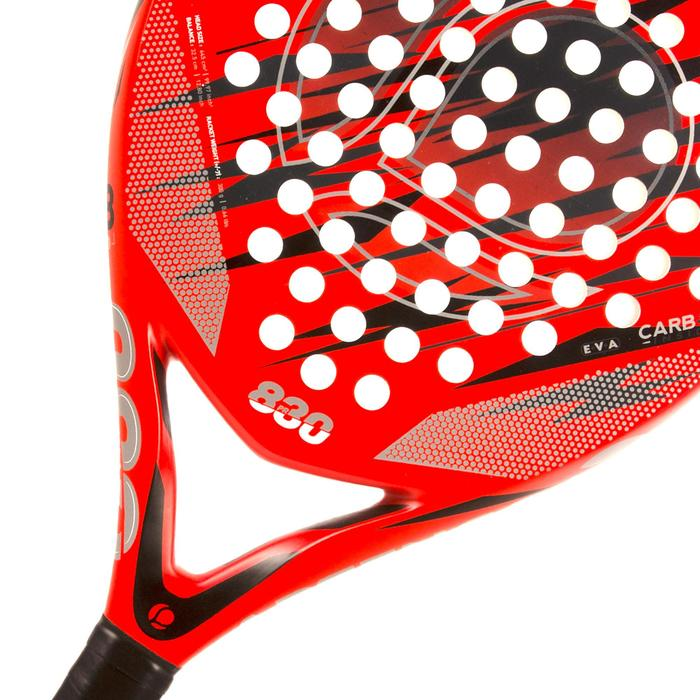 Padelracket PR830 Power rood